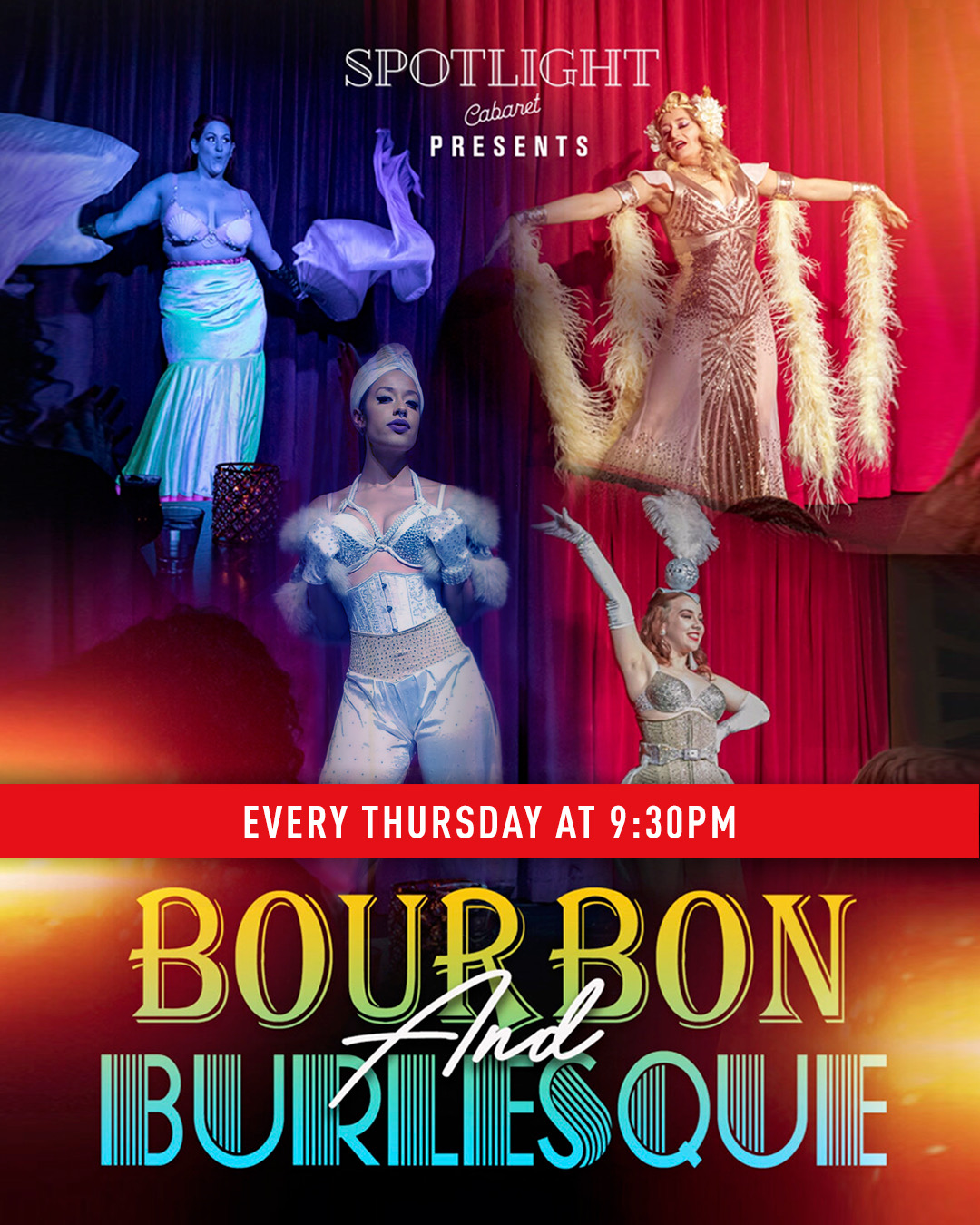 Bourbon and Burlesque SOLD OUT