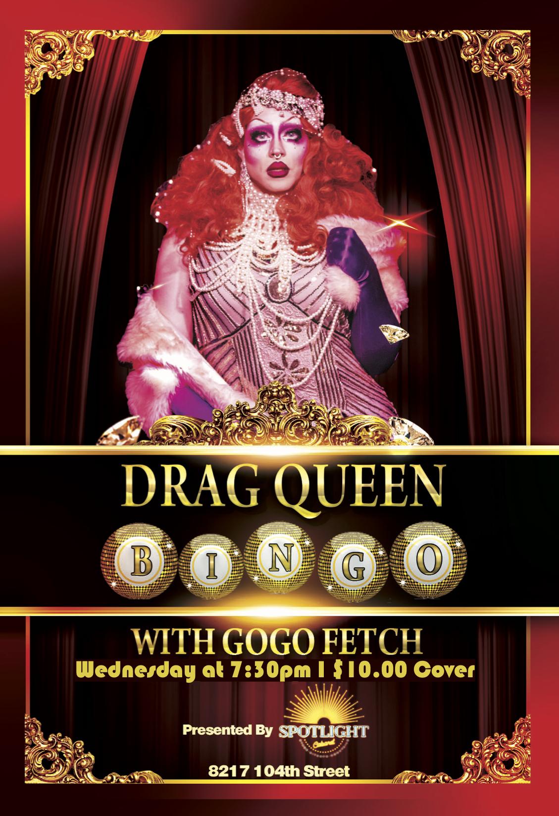 Drag Queen Bingo - 8 TIX LEFT