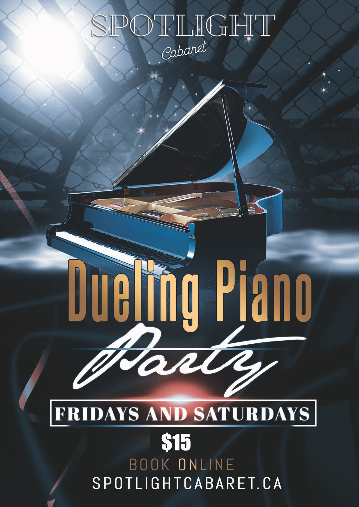 Dueling Piano Party