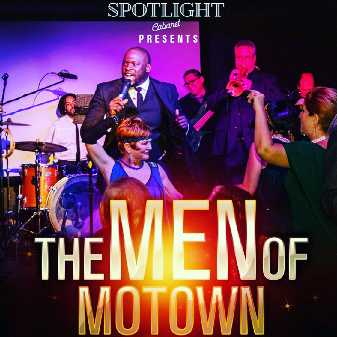 SOLD OUT - The Men of Motown Prime Rib Dinner & Show