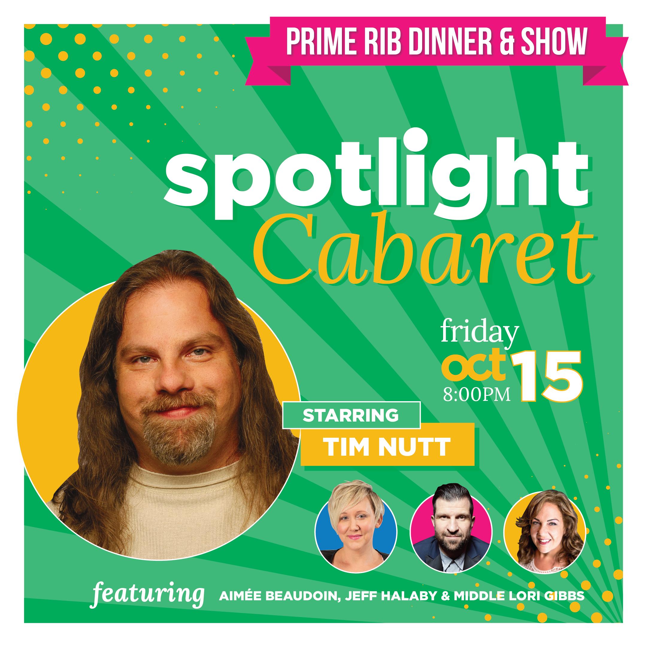 Edmonton Comedy Fest Dinner & Show